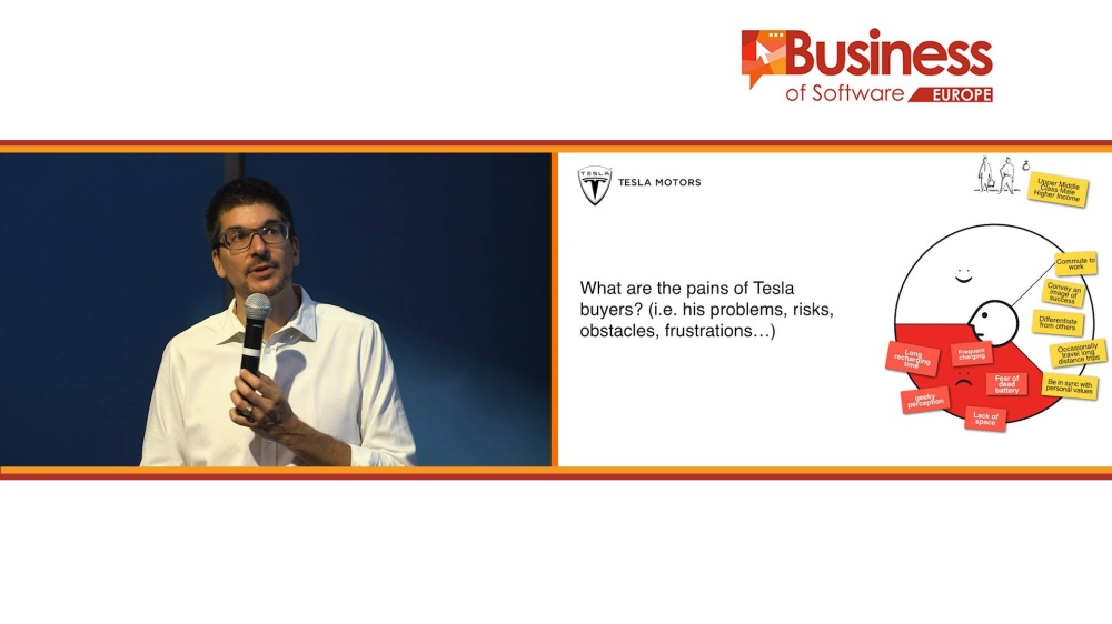 Jobs, Pains and Gains & Designing Better Value Propositions | Alex Osterwalder, Strategyzer | BoS Europe 2017