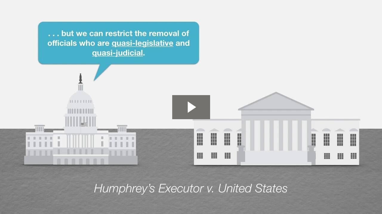 Legislative Controls