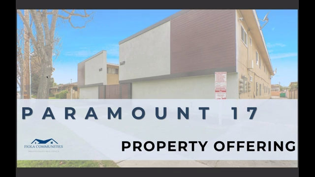 Investment Video - Paramount Apartments Los Angeles