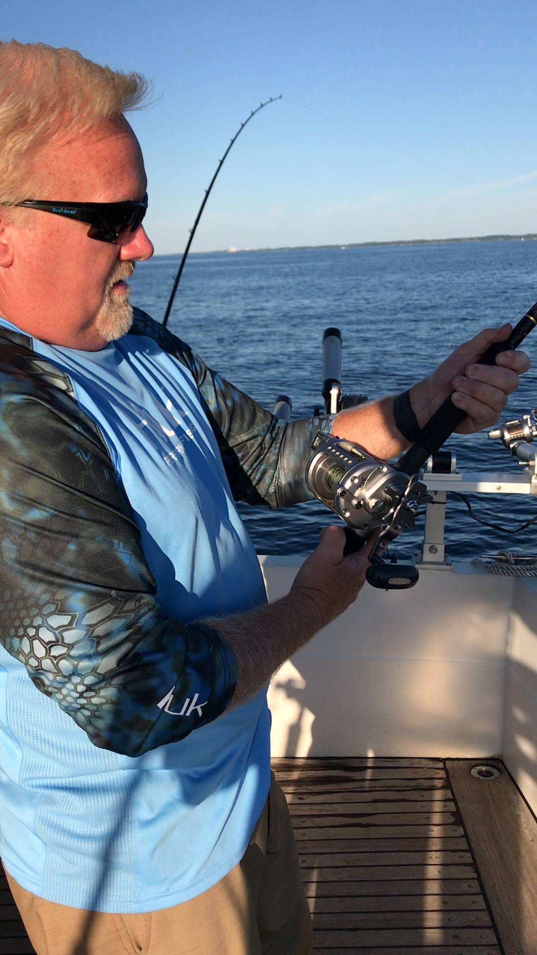 olcott fishing report
