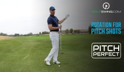 Pitch Perfect - Pitch Shot: Understanding Rotation