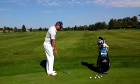 Never Force the Golf Swing - Use Rotation Instead