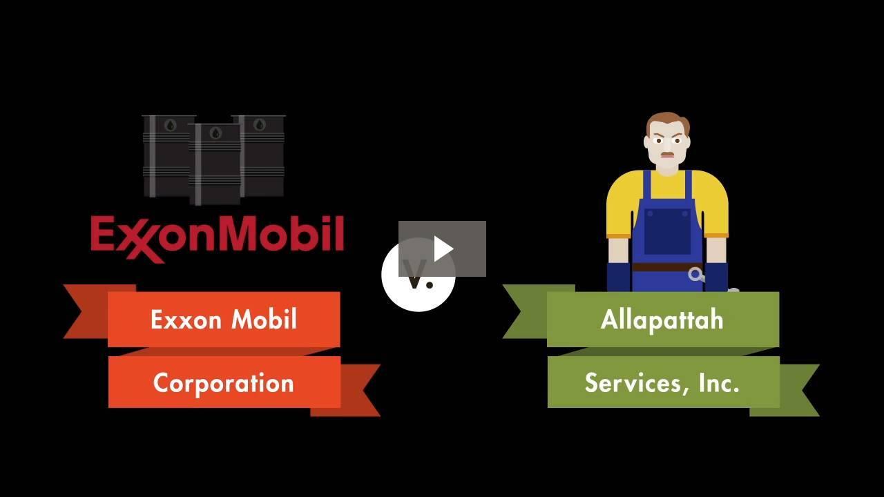 Exxon Mobil Corp. v. Allapattah