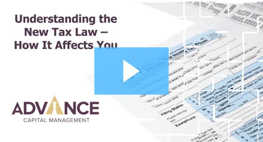 Understanding the New Tax Law - How it Affects You