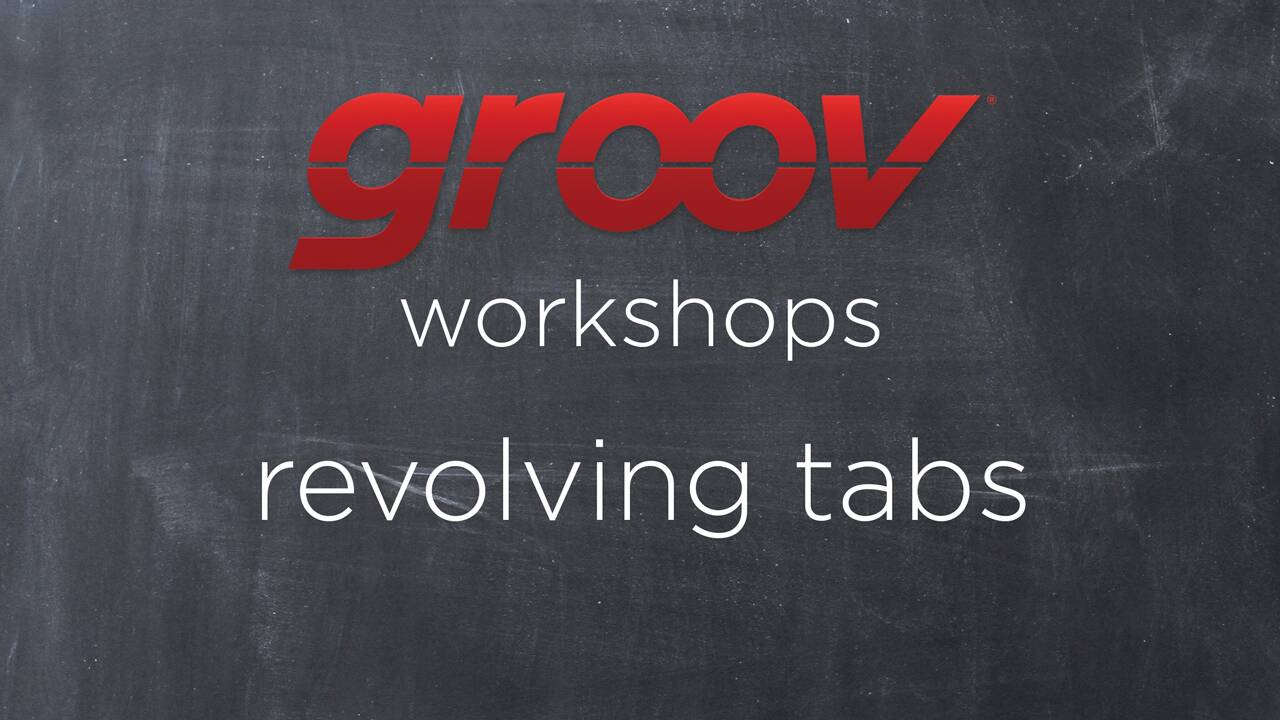 Quick Tip: Revolving tabs