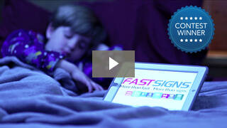 Fast Signs Commercial – Contest Winner