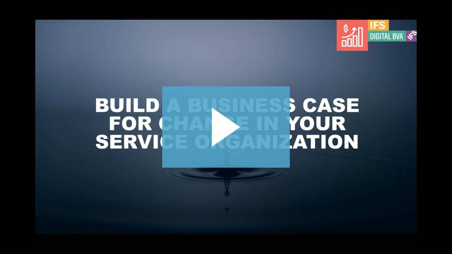 Workshop: Build a Business Case for Change in Your Service Organization