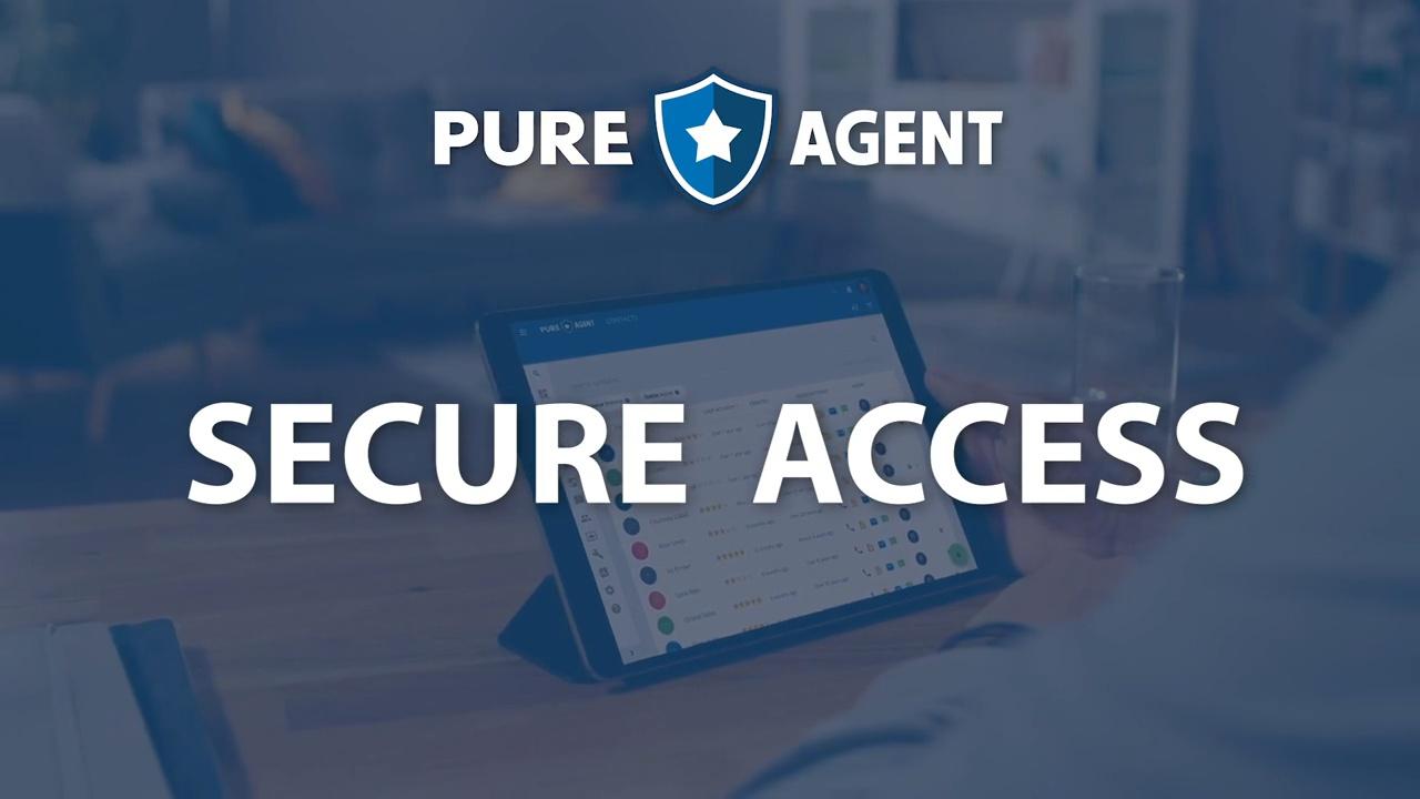 How To Video - PureAgent Sign-in & Password Reset
