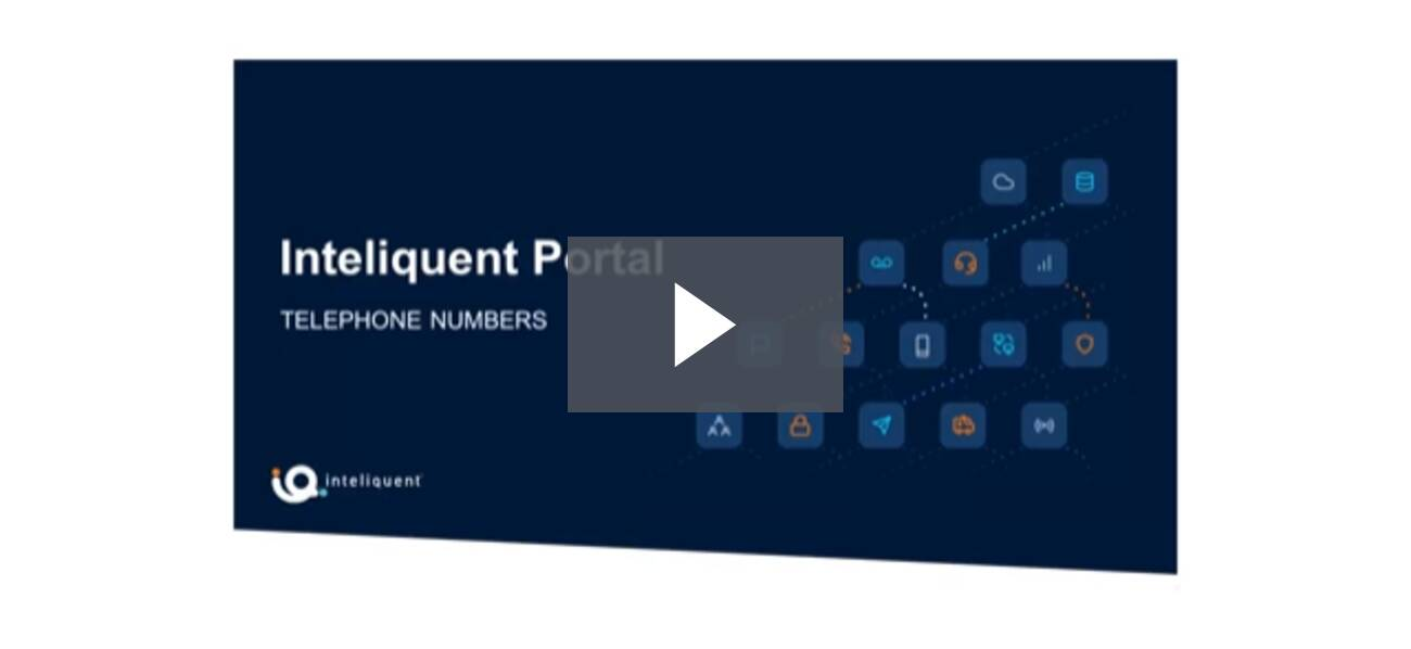 IQPORT102: Telephone Numbers