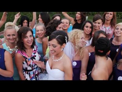 Ślubny LipDub - szalony film z dnia ślubu