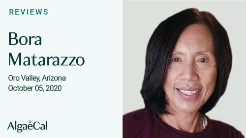 Testimonial thumbnail portrait of Bora Matarazzo