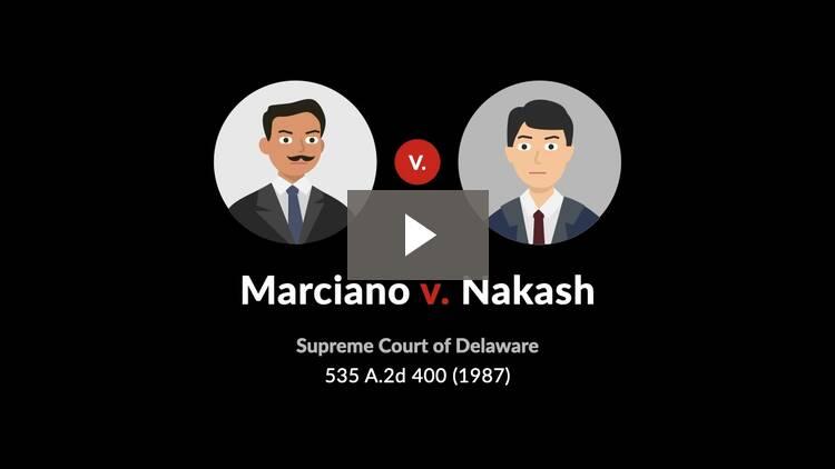Marciano v. Nakash