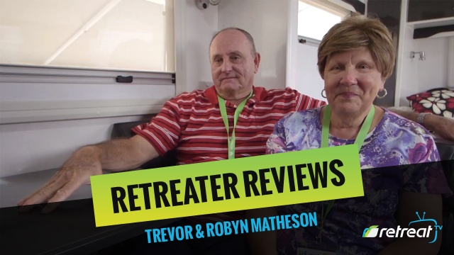 Retreater Review – Trevor & Robyn Matheson