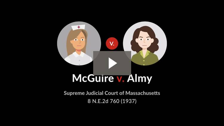 McGuire v. Almy