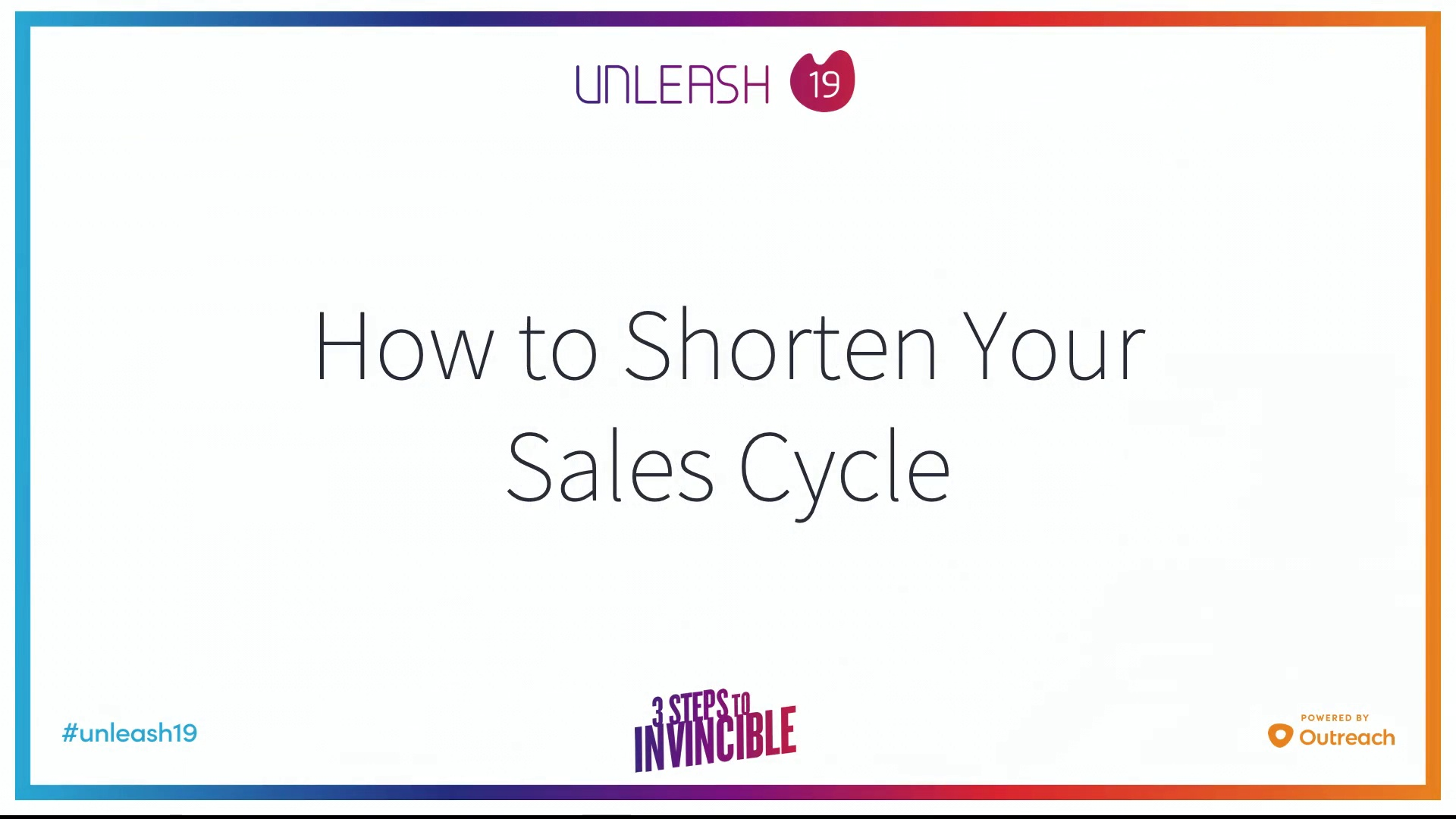 How to Shorten Your Sales Cycle - David Gerhardt, Jeff Winters, Marty Enns, Christie Nelson